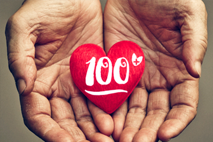 100 Women Who Care Wilmot logo and website
